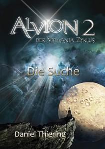Alvion 2 (Der Vylaania-Zyklus) – Die Suche